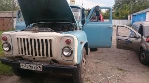 ГАЗ 35312 Произведена установка тахографа ГЛОНАСС + ДУТ