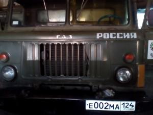 ГАЗ 6611 Произведена установка тахографа ГЛОНАСС + ДУТ